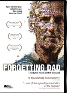 Forgetting Dad DVD